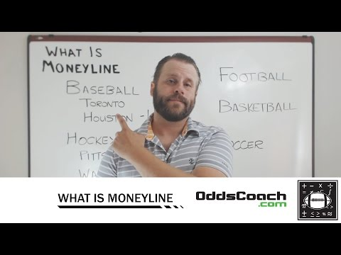 What is Moneyline in Sports Betting