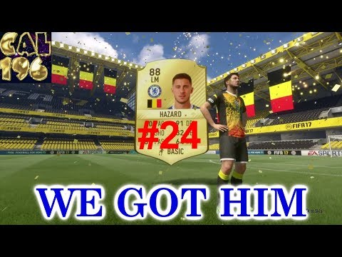 WE GOT HAZARD | #24 | Road To Hazard FIFA 17 Ultimate teame(Multiplayer football Xbox one Game)
