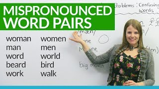 Say what you mean! Simple English words that learners often say incorrectly