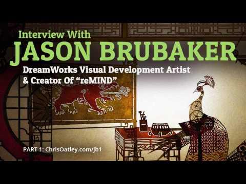 Interview With Jason Brubaker: DreamWorks Visual Development Artist and Creator Of