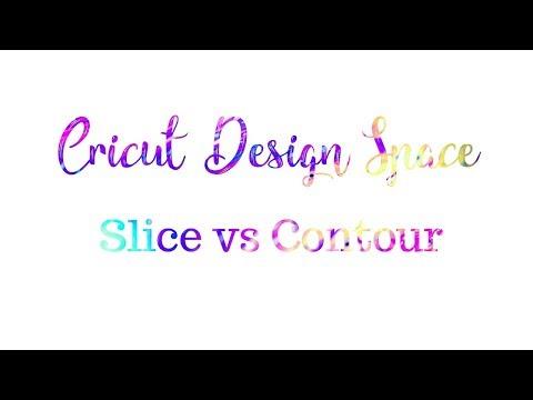 Contour VS Slice
