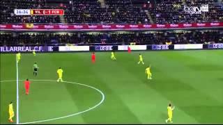 Villarreal vs Barcelona 1 3 Full Match Copa Del Rey 4th March 2015