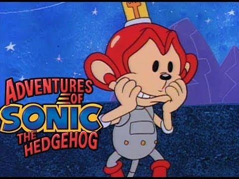 Adventures of Sonic the Hedgehog - Mad Mike, Da Bear Warrior | Kids Cartoons | WildBrain Cartoons