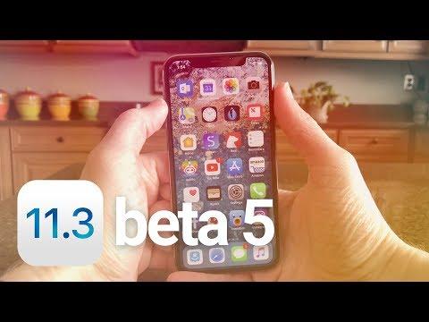 iOS 11.3 Beta 5: What's New?