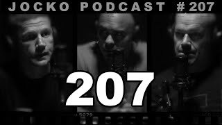Jocko Podcast 207 with Kyle Carpenter, Medal of Honor Recipient. Live a Life Worth Fighting For
