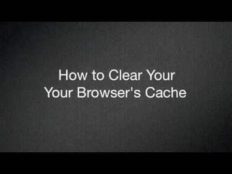 How To Clear Cache In IE8 (Internet Explorer 8) Browser