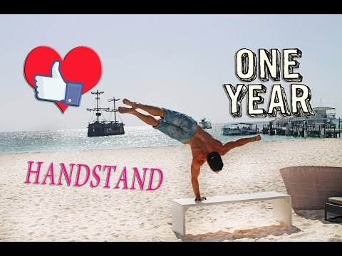 One year in Handstand