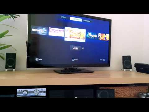 Let's Play on a SteamBox: a custom console PC (boot-up and game demo)