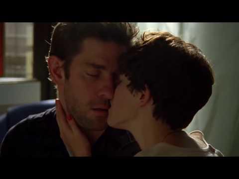 Xxx Mp4 John Krasinski And Olivia Thirlby First Kiss Nobody Walks 2012 3gp Sex