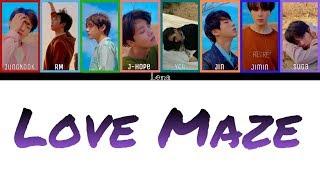 download lagu love maze bts