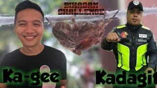 Gagamvino and Kadagit Bihagan Challenge