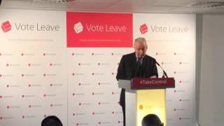 Frank Field argues for Labour