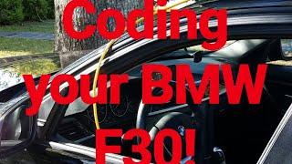BMW F30 328i Bimmertech Apple Carplay MMI install DIY