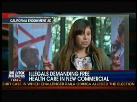 Illegal Immigrants Demand Free Obamacare Healthcare