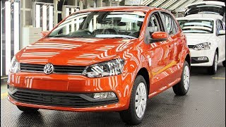Volkswagen Polo Production