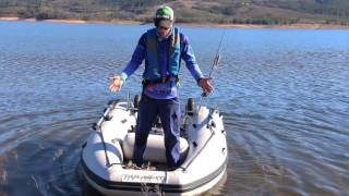 Takacat Inflatable Boats - Shallow Freshwater Fishing