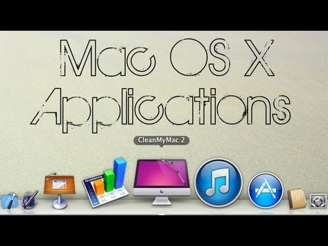 Mac OS X | CleanMyMac 2 (Clean Mac junk and make your iMac or Macbook faster!)