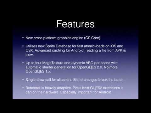 GameSalad Graphics Optimizations