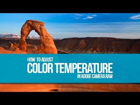 How to Fix Color Temperature in Adobe Camera Raw