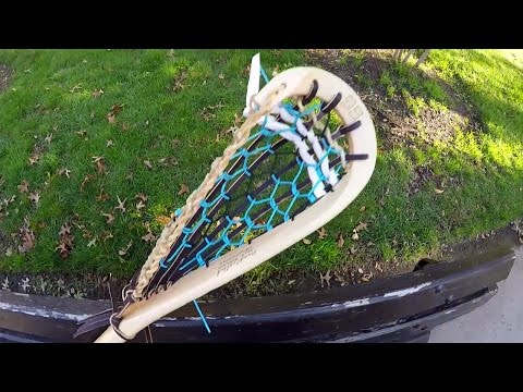 Unboxing My Traditional Lacrosse Stick | Paul Rabil GoPro
