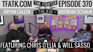 The Fighter and The Kid - Episode 370: Chris D