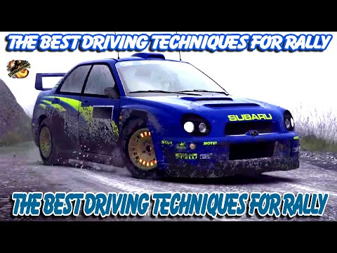 Full Tutorial Learn The Best Driving Techniques for Rally WRC HD