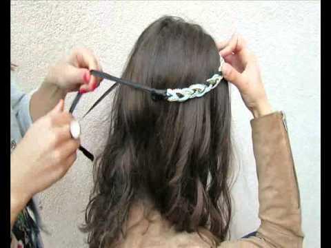 Tuto Headband - Headband tutorial
