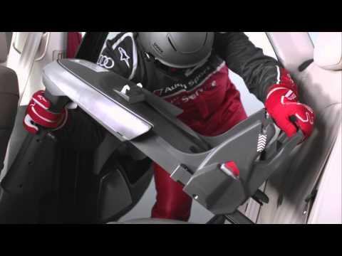 Audi Child Seat Tutorial | Audi Genuine Accessories