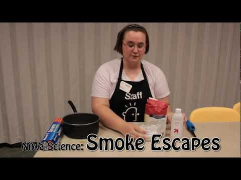 Sci-Tech Labs: Smoke Escape