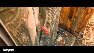 ¿Es posible el salto entre edificios de Fast & Furious 7?