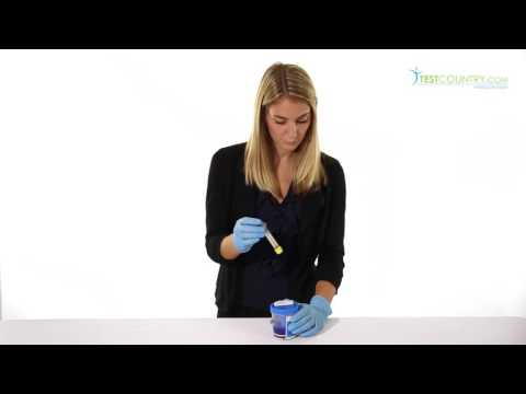 How to Use the Vacu Lid For T-Cup Urine Drug Test Cups