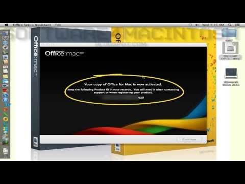 Office 2011 for MAC FREE