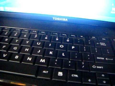 How to Use Prt Screen on a Toshiba Laptop