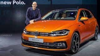2018 Volkswagen Polo Beats R-Line