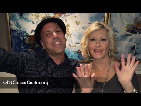 Jon Marchese interviews Olivia Newton-John on her Cancer Wellness & Research Centre