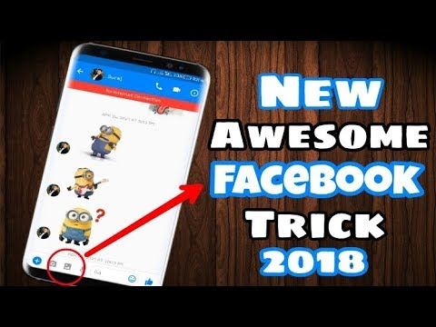 New Facebook Awsome trick || how to find facebook fake account 2018