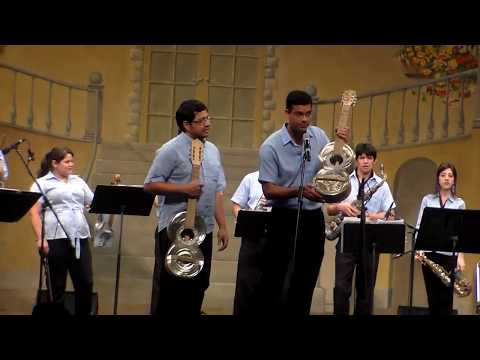 Paraguay's Recycled Orchestra, CNE 2013