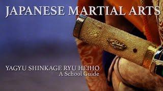 Yagyu Shinkage Ryu Heiho Kenjutsu Sojutsu Japanese Martial Arts Guide 1