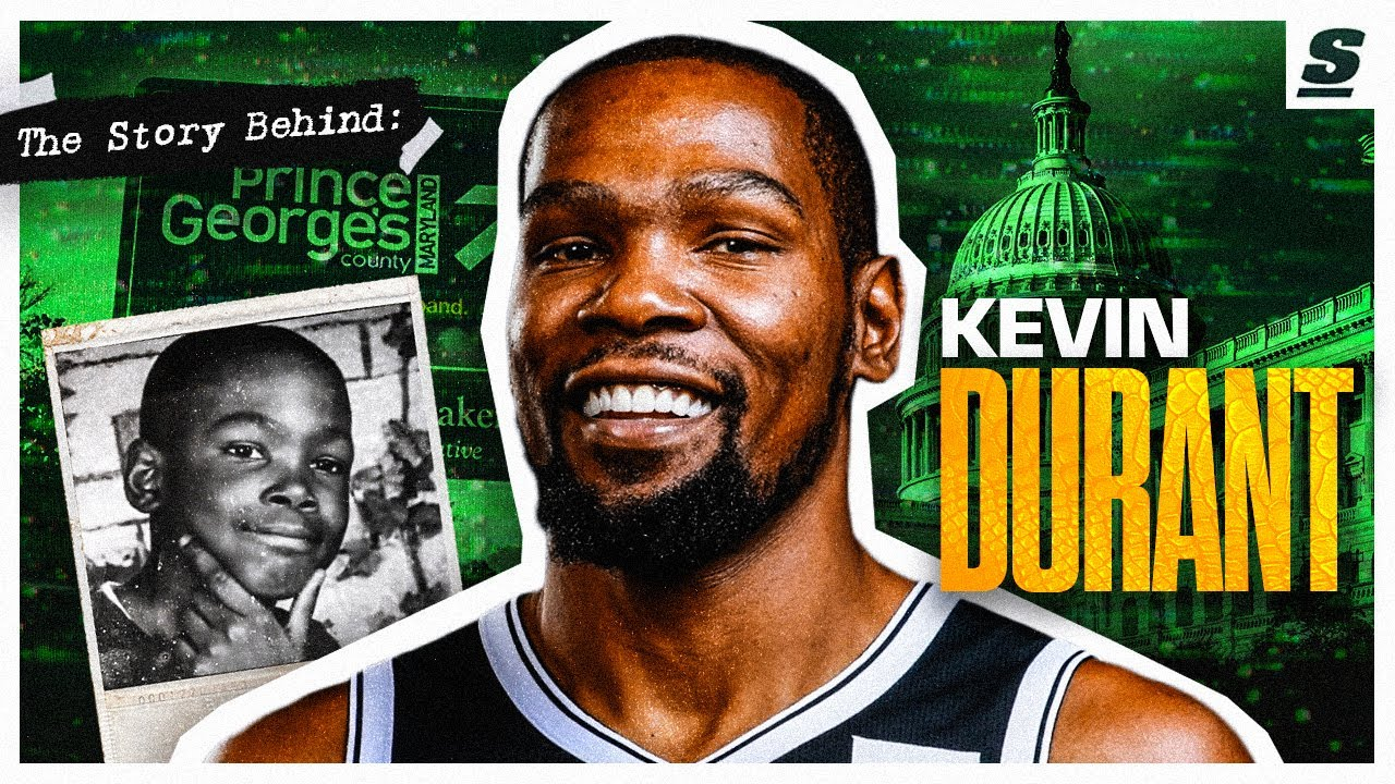 Fear The Slim Reaper   The Story Behind Kevin Durant