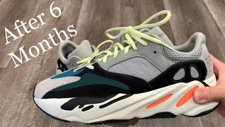 397499ccc After 6 Months of Wear - Adidas Yeezy 700 Wave Runner