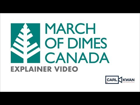 The Training Institute of March of Dimes Canada Explainer Video