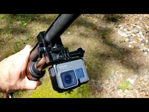 Caddie Buddy GoPro Shotgun Mount - Real World Review