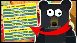 royal jelly bee swarm simulator codes 2018 Videos - 9tube tv