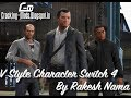 how to download and install GTA San Andreas GTA V Style Characters Switch 4 Mod
