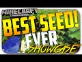 Minecraft Console: 4 Golden Apples, Triple Spawner, Diamonds + MORE - TU22 Best Seed Ever
