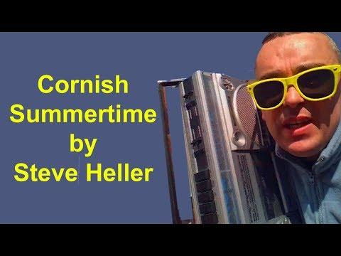 Cornish Summertime by Steve Heller
