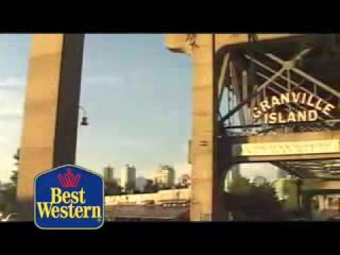 Best Western Downtown Vancouver BC Canada