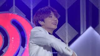 191206 JINGLE BALL - Make It Right 방탄소년단 정국 직캠 BTS JUNGKOOK Focus