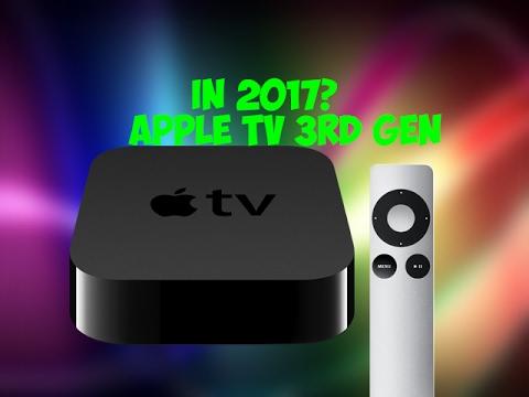 Is the Apple TV 3 Obsolete in 2017??