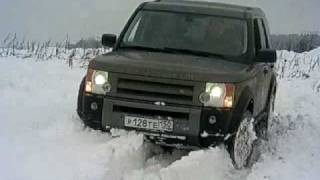 Discovery 3 in snow
